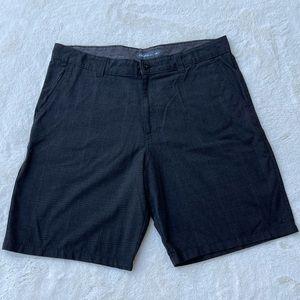 O'Neill Men's Flynn Walking Shorts Gray Black 36